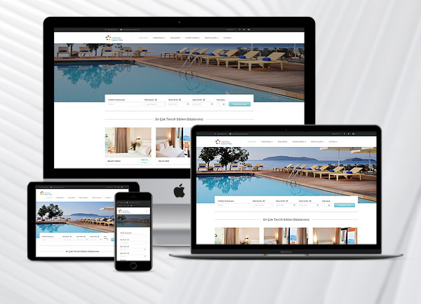 Hotel Web Paketi Star