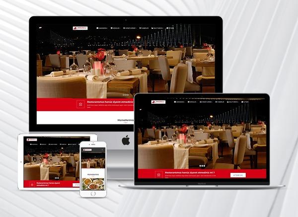Restaurant Web Paketi Anadolu