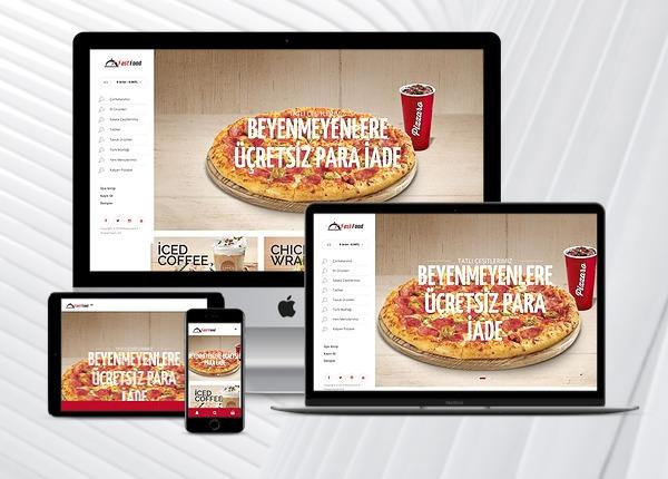 Restaurant E-Ticaret Food