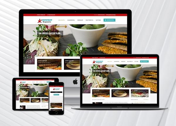 Restaurant Web Paketi Cruse
