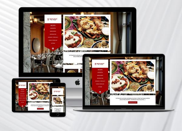 Sivas Restaurant Web Sitesi Karya