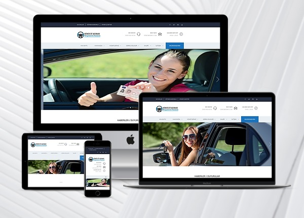 Sivas Sürücü Kursu Web  Sitesi