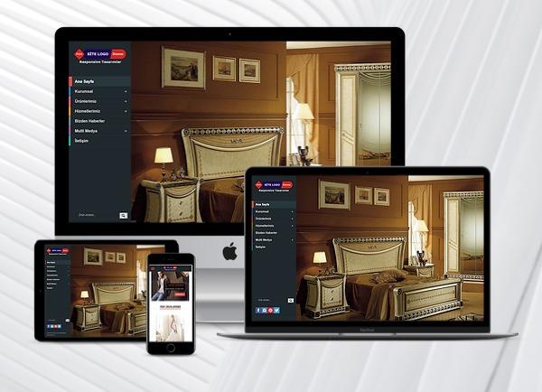 Kuaför / Güzellik Salonu Web Sitesi 5
